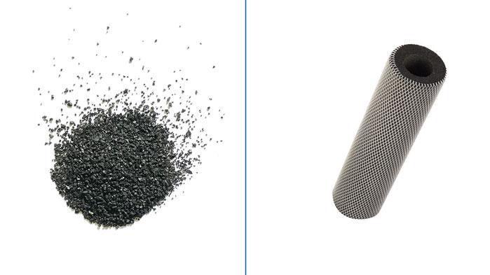 GAC vs Acticated Carbon Block
