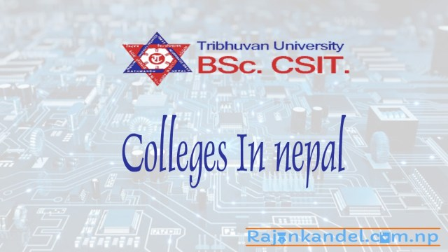 bsccsit-colleges-in-nepal