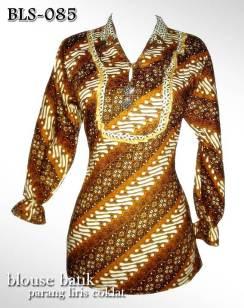 Blouse Batik Cantik
