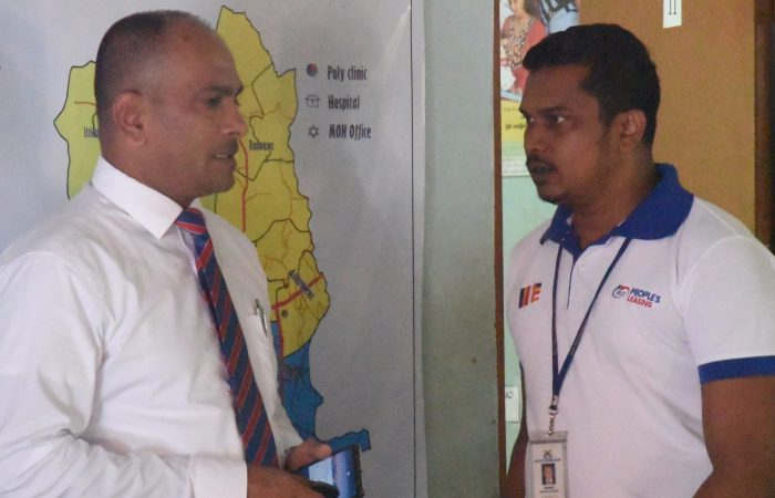DoCM and Peoples Leasing and Finance PLC Join Hands to Improve Lives of Pregnant Mothers in Anuradhapura
