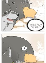 Spoiler Manhua Papa Wolf and the Puppy 1