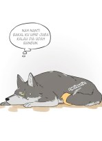Spoiler Manhua Papa Wolf and the Puppy 2