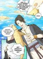 Spoiler Manhua Collecting the Divine 3