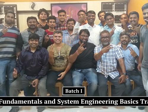 Audio Fundamentals and System Engineering Basics Training Batch 1