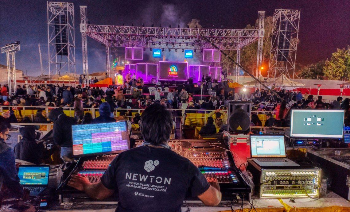 Dr. Rajesh Khade - Live Sound System Engineer