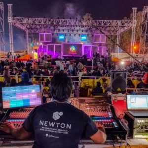 Dr. Rajesh Khade - Live Sound System Engineer