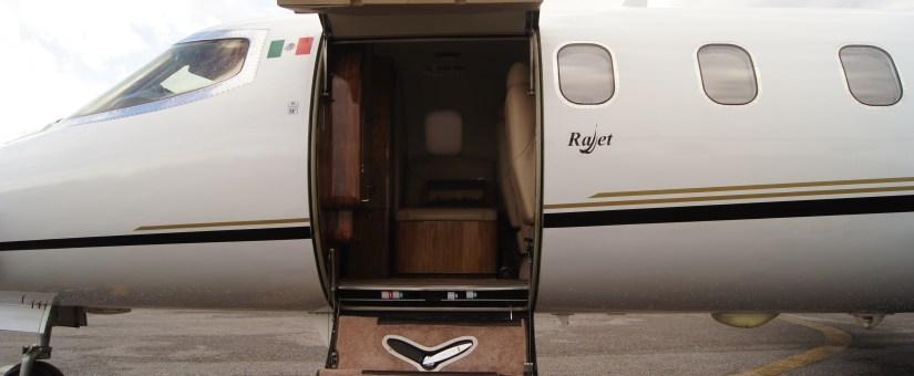 Lo maravilloso de vuelos privados