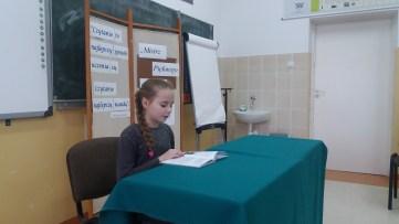 Anna Perełka - uczestniczka konkursu