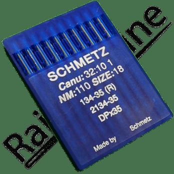 10 Aiguilles SCHMETZ 134-35