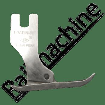 Pied de biche fermeture branche a droite double entrainement
