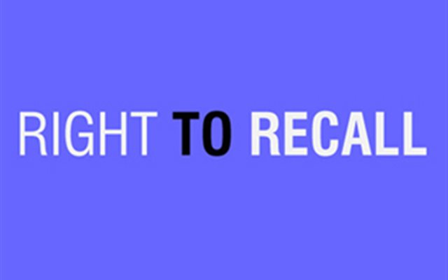 Right to Recall (1)