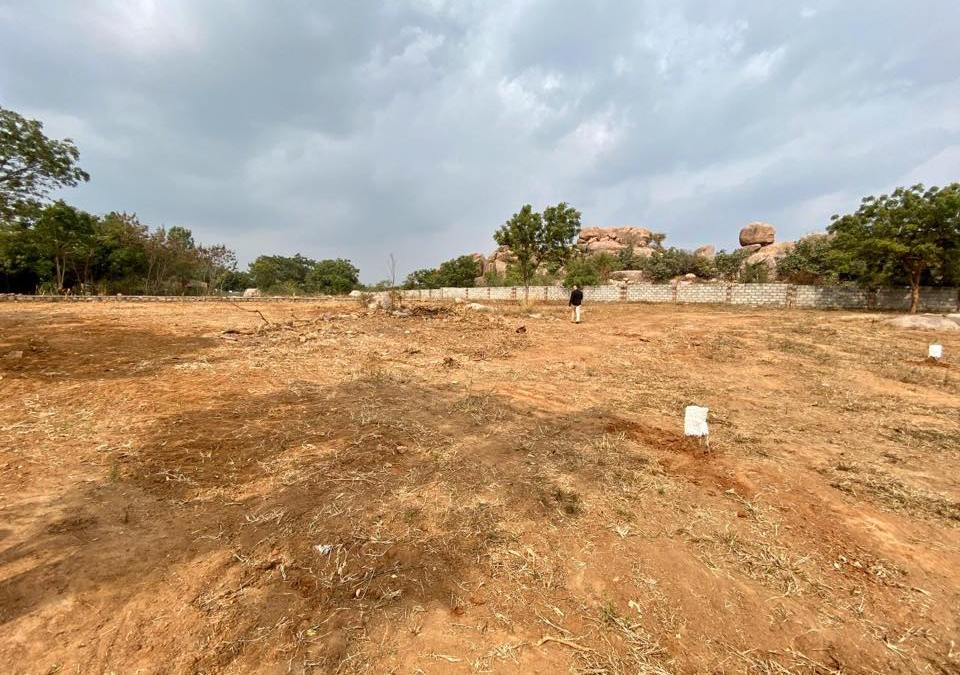 Sangha Acquires Land for Ashram!
