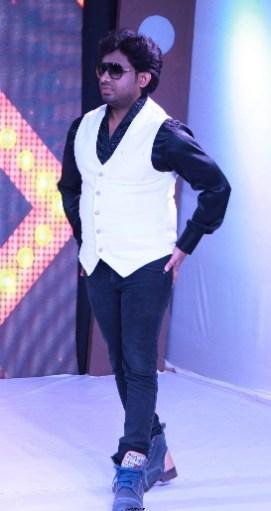 Raj Mahajan as Start Guest Judge at Dancing War TV Reality Dance Show