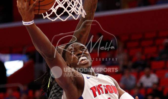 Atlanta Hawks at Detroit Pistons