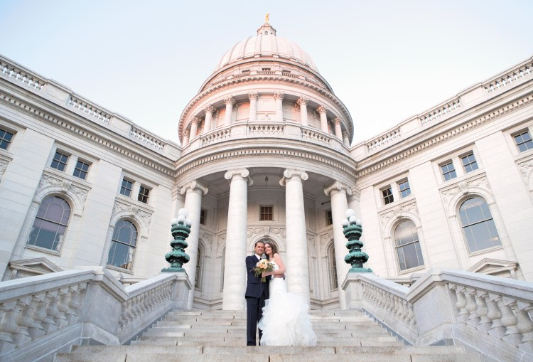 Wedding Photography in Madison, WI.
