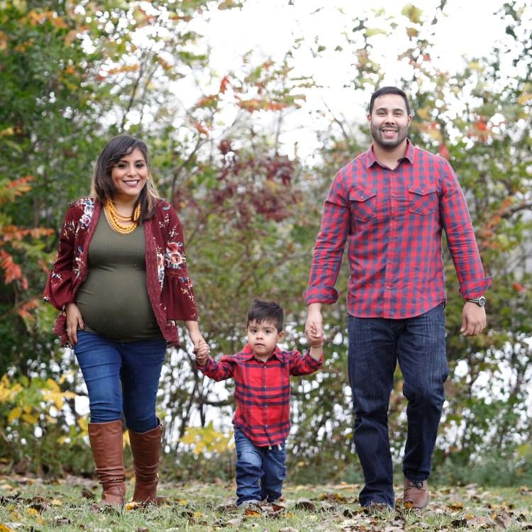 Family Portraits in Troy, MI.