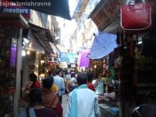 Vishwanath Gali crowded