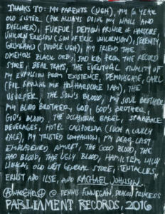 'AnarChrist' back cover