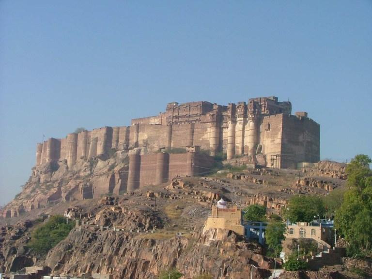 Marwar state of Rajputana