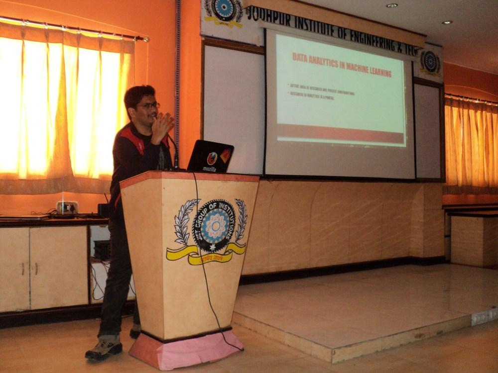 MozBoot @ JIET Jodhpur (5/6)