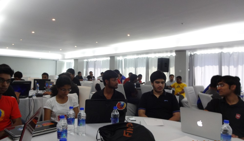 Mozilla India Community Meet14 @ Hyderabad! (1/6)