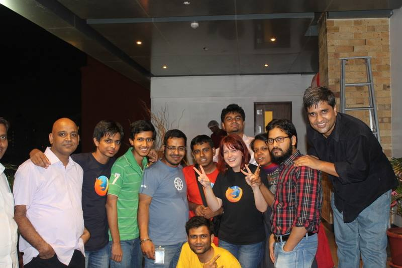 Indic Firefox OS Sprint Pune, June 2014 (6/6)