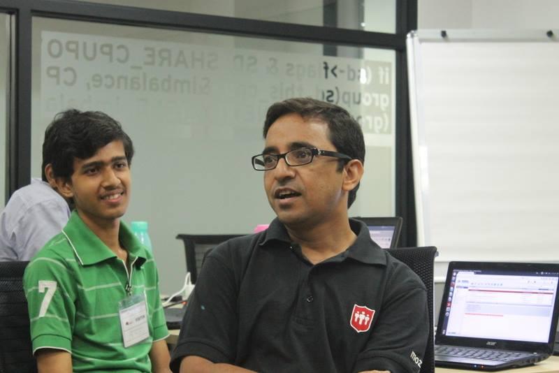 Indic Firefox OS Sprint Pune, June 2014 (1/6)