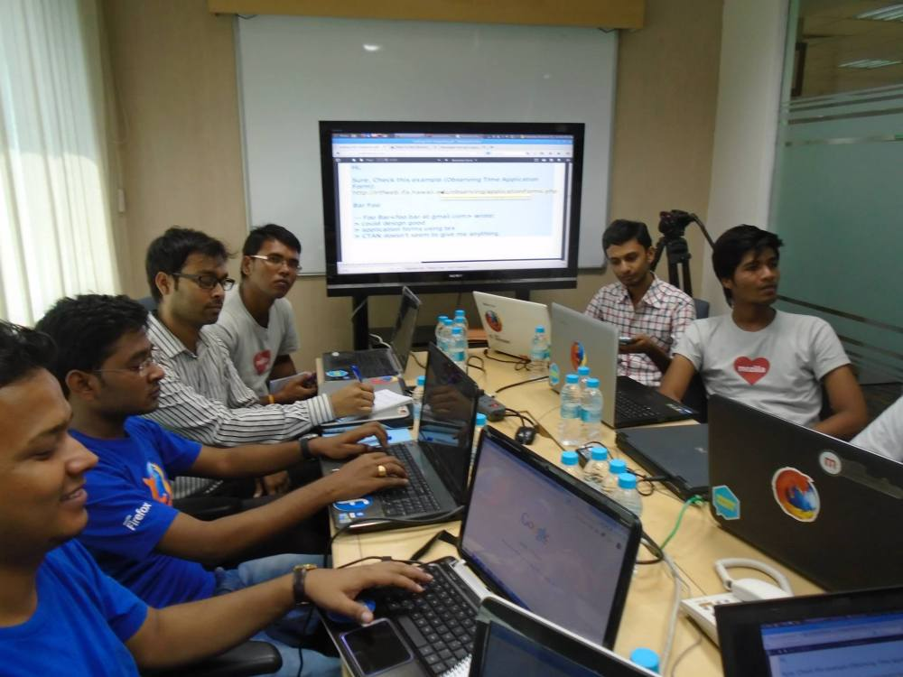 Mozilla hi_IN Meet & Fennec Launch Party @ C-DAC Pune (2/4)