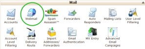 cPanel Webmail