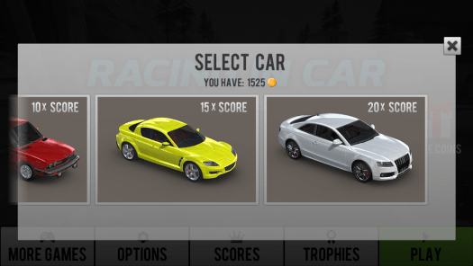 Car Selection