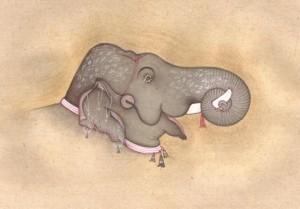 Elephant j012