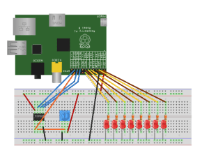 More Raspberry Pi Electronics Experiments – Gertboard and