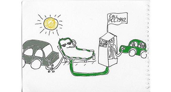 Tailoring cyanobacteria for biofuel
