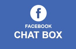 add facebook chat box in your website