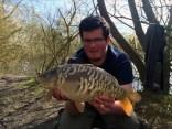 April 2016 catch