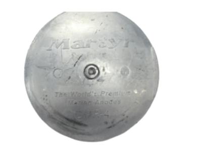 Zinc Anode Rudder 127mm CMR04