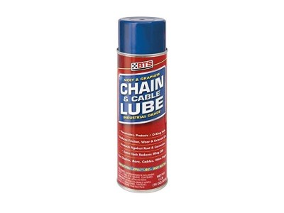 BTS Industrial Grade Moly & Graphite Chain and Cable Lube B-00019
