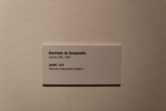 The museum of the Portuguese language, a few art pieces I liked.