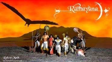 Ramayana - Poster