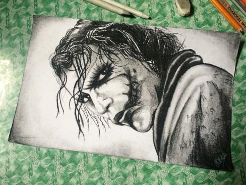 Joker (Charcoal)
