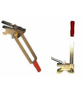Ключ для затяжки пружинного замка