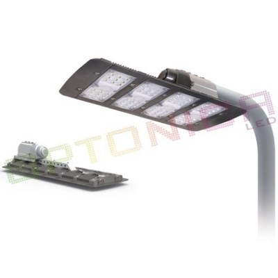 Уличный фонарь на столб 120W 220V 10800lm свет холодный 5700K IP65