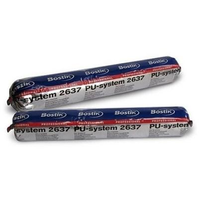 Герметик полиуретановый для компенсационных швов Бостик
