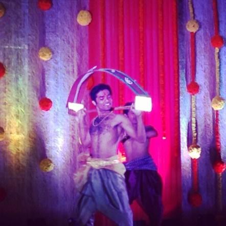 The Oriya Dancers