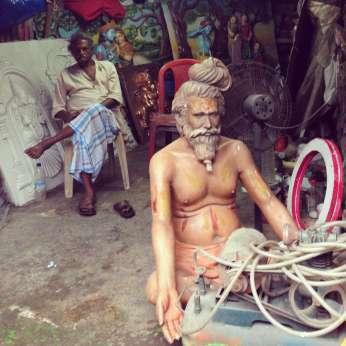 Sadu Statues