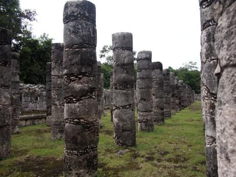 The Group of a Thousan Column