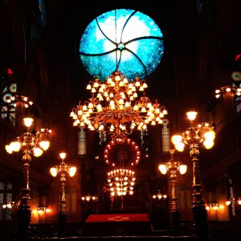 Eldridge Street Synagogue
