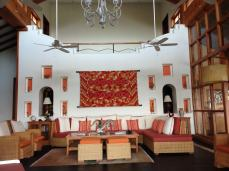 The Lounge at Summertime Villa