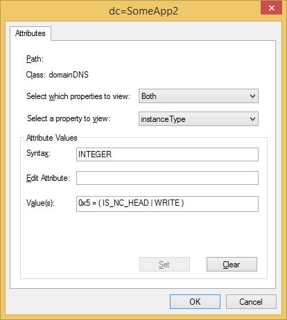 how to find active directory domain name dns realm name