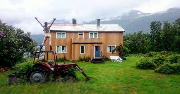 «10 Ting Å Gjøre Om Man Kjeder Seg I Ferien» Av Ottar Fra Shaving The Werewolf